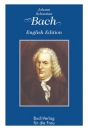 Johann Sebastian Bach - English Edition